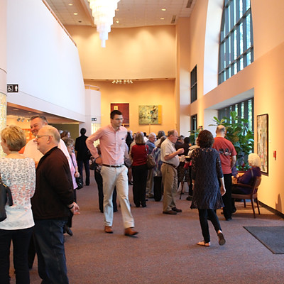 Elements of Non Fiction, Irving Art Center