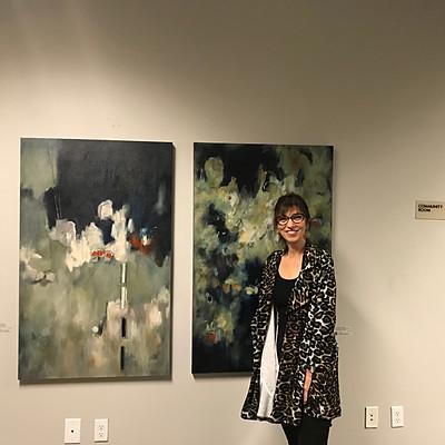 Diane Walker-Gladney:Tales Told Retold, RO2 Art, Metropolitan Building, Dallas
