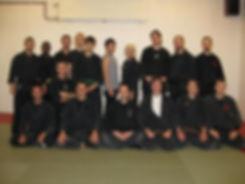 Fredrik Borgersen - 1 Dan Black Belt