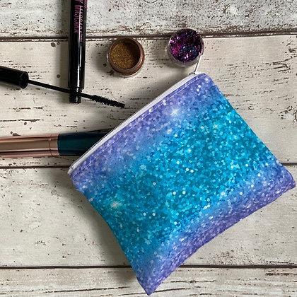 Blue Glitter Purse TSB