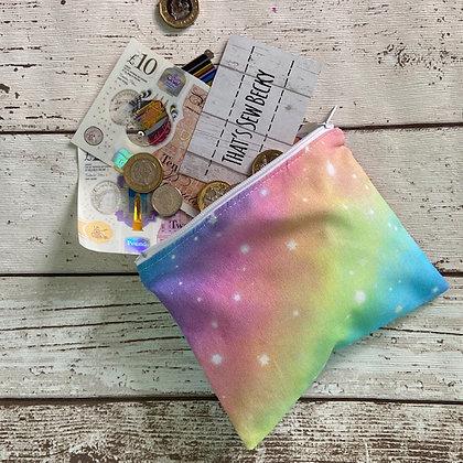 Pastel Stars Purse TSB