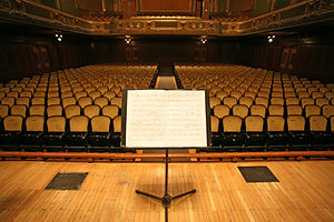 music stand and chairs in a theater,auditorium or opera.jpg