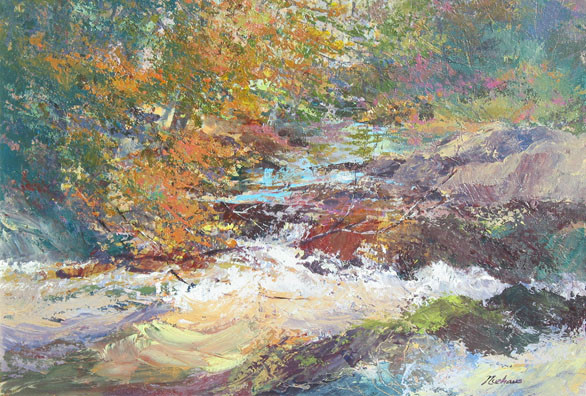 title:  Rapid Waters