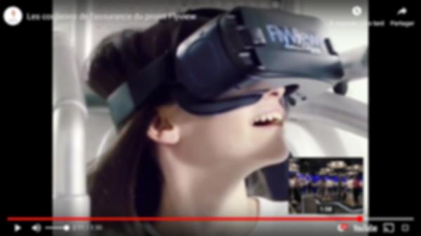 Vidéo Le projet Flyview