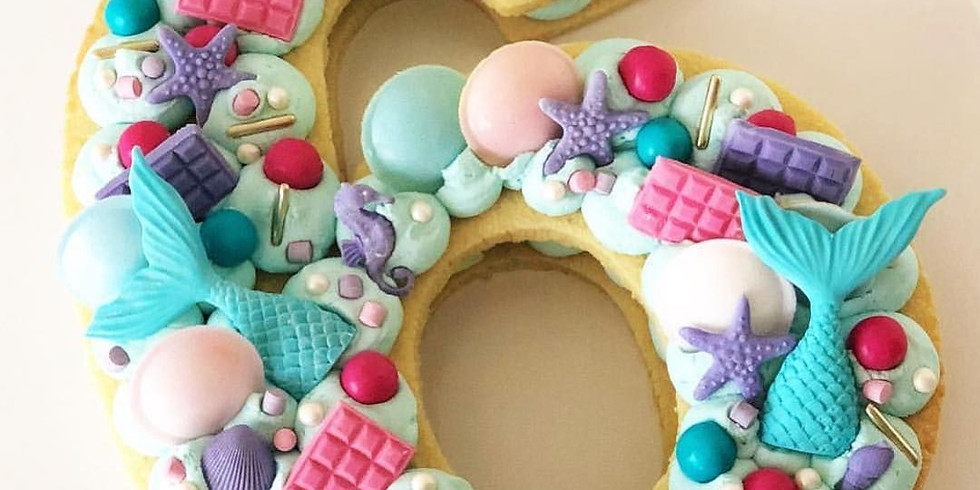 CANCELLED Baking Camp Cream Tart Cookie Cakes