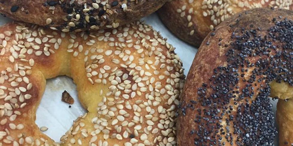 Summer Baking Camp - Bagels, soft pretzels and dips