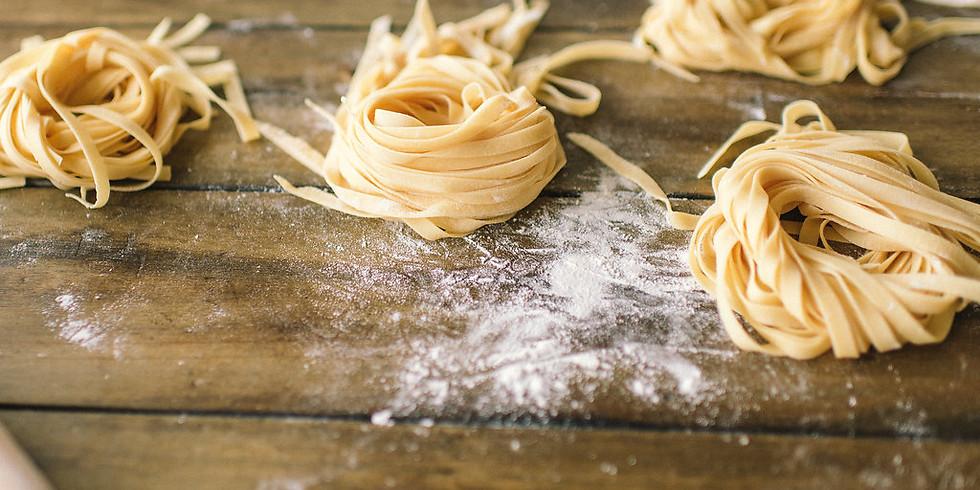 CANCELLED Fresh Pasta Making