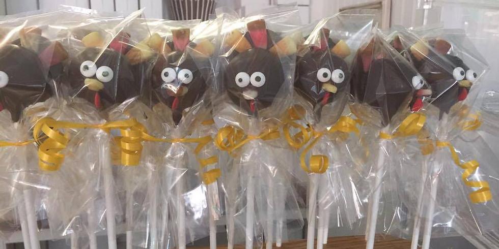 Kid's Thanksgiving Cakepop Workshop