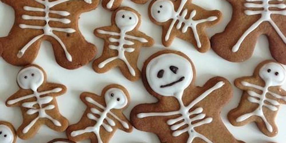 Kid's Class - Halloween Cookies