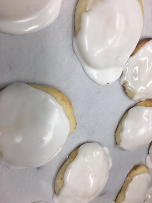 Lemon Ricotta cookies 6 pack