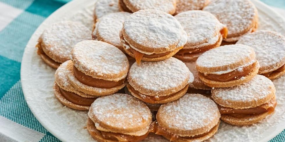 CANCELLED Summer Baking Class - Desserts Around the World