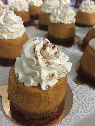Pumpkin Cheese Cake Thanksgiving Preorder