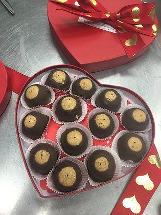 Valentines Buckeye special Edition Gift Box - preorder