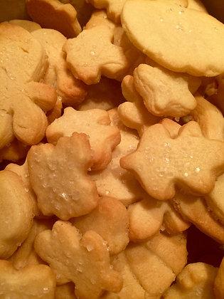 Maple Leaf Sugar Cookie
