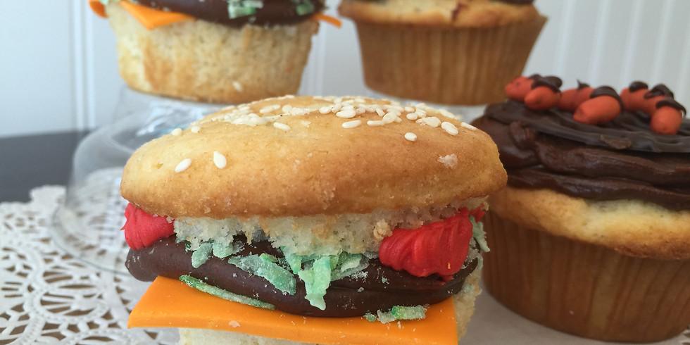 Summer Baking Camp - Cupcake making & decorating