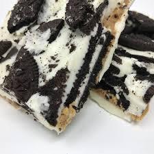 White chocolate Oreo bark 1 pound