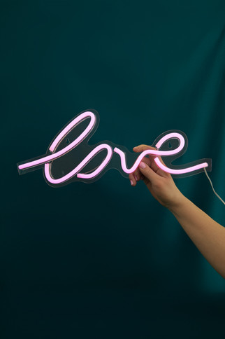Neonsign love
