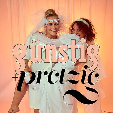Hochzeitspodcast Günstig&Protzig