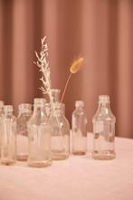 Kleine Glasflaschen div.