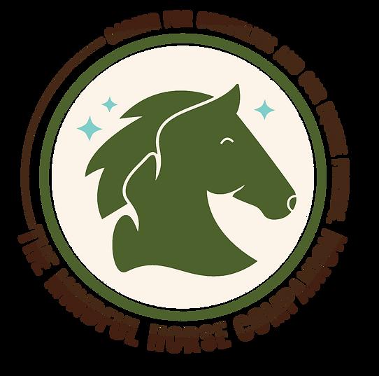 The Mindful Horse Companion Circle Logo