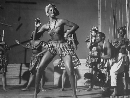 Black Cultures Influence on the History of Dance