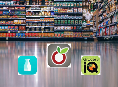 This 1 App Resolved Our Grocery List Issues