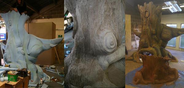 Tree. (Collaborative project)
