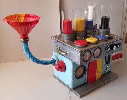 Paint Mixing Machine