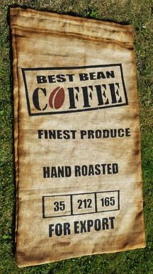 Large Coffee Sack Prop