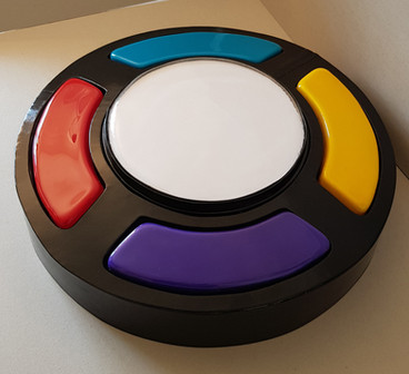 Simon-Says Game Inspired Console