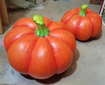 Pumpkins for Cinderella