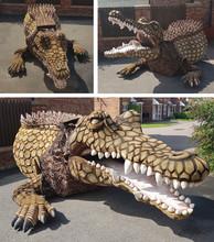 Crocodile For Peter Pan