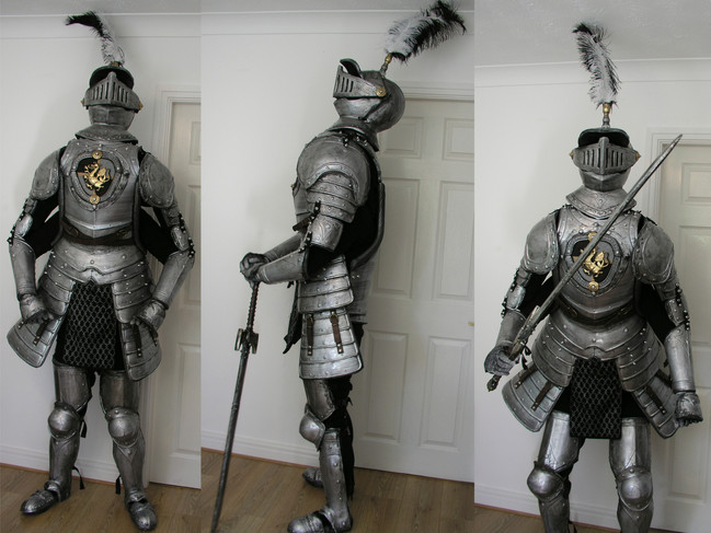 Knight Costume for panto