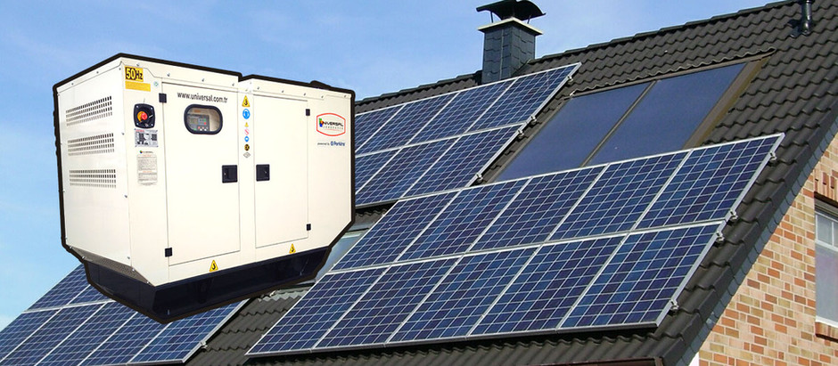 Can grid-tied inverter operate in parallel with diesel generator?