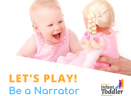 Let's Play! Be a Narrator