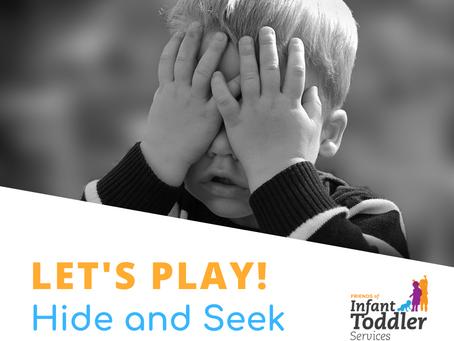 Let's Play! Hide and Seek