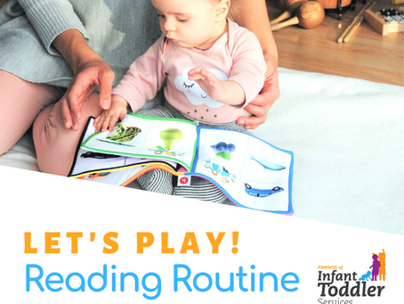 Let's Play! Reading Routine