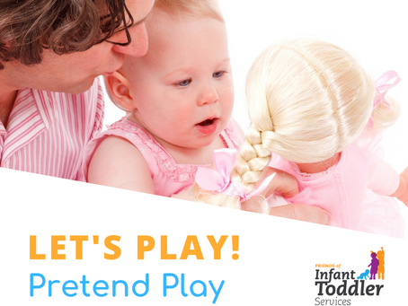 Let's Play! Pretend Play