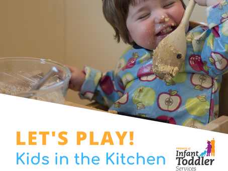Let's Play! Kids in the Kitchen