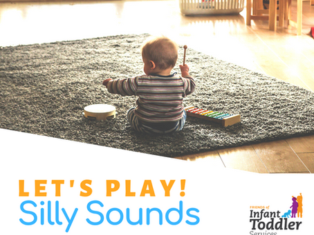 Let's Play! Silly Sounds