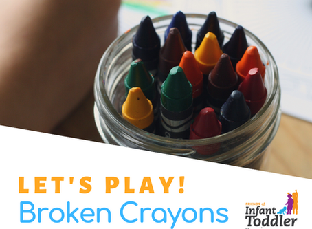 Let's Play! Broken Crayons