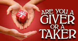 Are You a Giver or Taker?