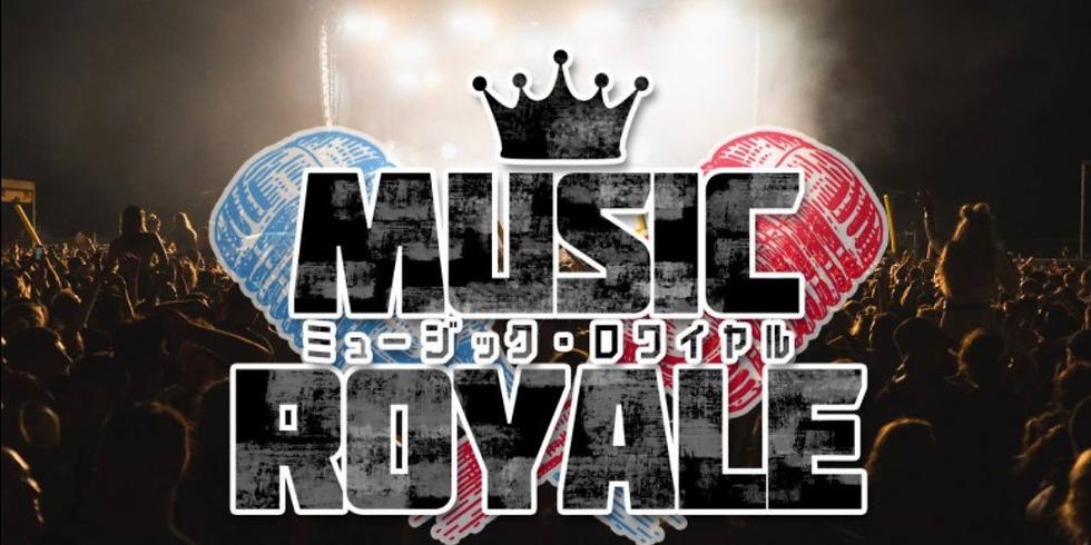 YouTube新番組!音楽界の異種格闘技戦『MUSIC ROYALE』でC-Styleが見事優勝する事が出来ました!応援ありがとうございました。