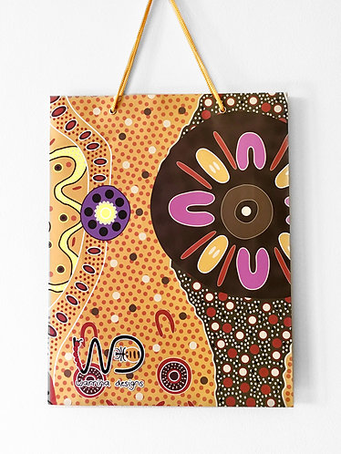 PAPER GIFT BAG - Womens Business