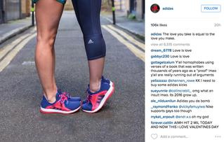 Hoe Adidas reageert? GENIAAL!