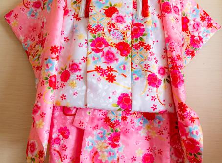 出張女性カメラマン・七五三【三歳】衣装のモデルになってくれるご家族を募集しています!!