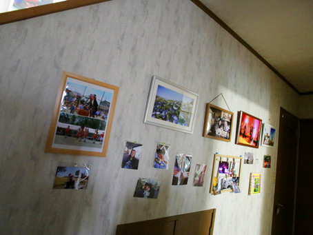 出張女性カメラマン・家の中の写真を^_^