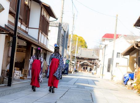 出張女性カメラマン・ご自宅まで出張致します!!小学校卒業記念・袴撮影