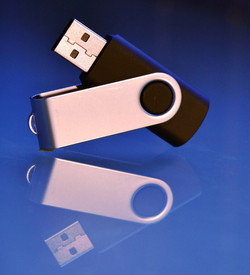 USB with Plastic cover