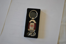 Multi-Ring Kia Keychain